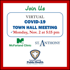 Virtual COVID-19 Town Hall Meeting