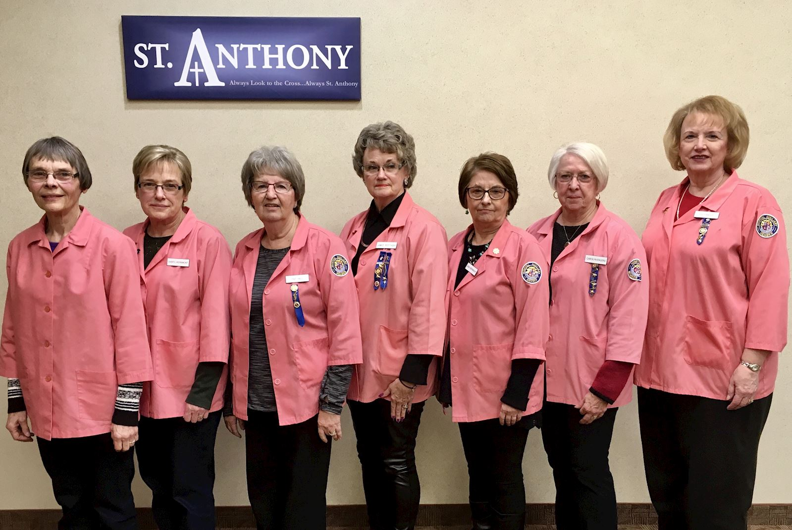 St. Anthony Auxiliary Co Charis