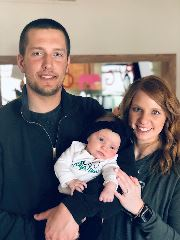 Churdan Couple Chose The Birth Place at St. Anthony to Deliver Their First Baby