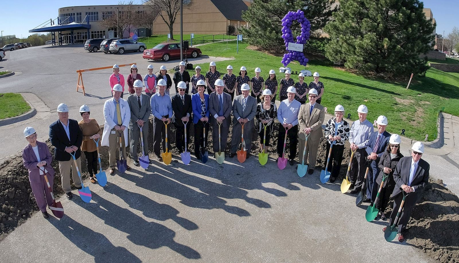 St. Anthony Groundbreaking Event