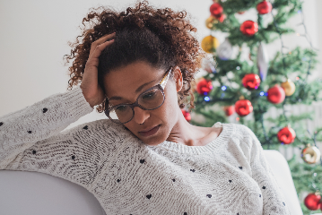 Holiday Depression, Stress and Anxiety
