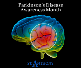 April: Parkinson's Awareness Month