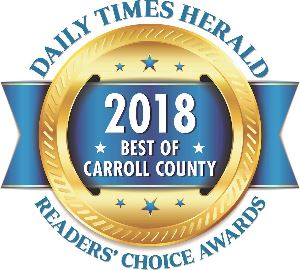 Awarded Best of Carroll County