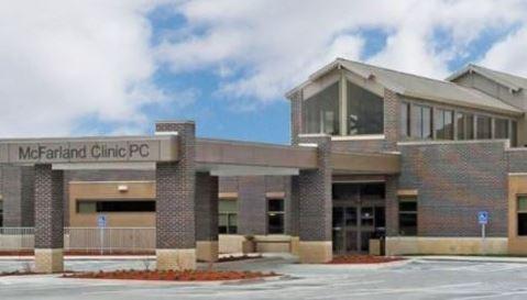 St Anthony Regional Hospital